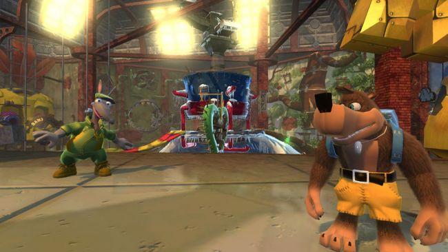 Banjo-Kazooie: Nuts & Bolts - Screenshots - Bild 4