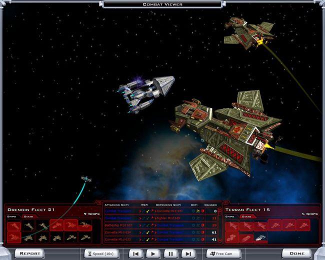 Galactic Civilizations II: Endless Universe - Screenshots - Bild 3