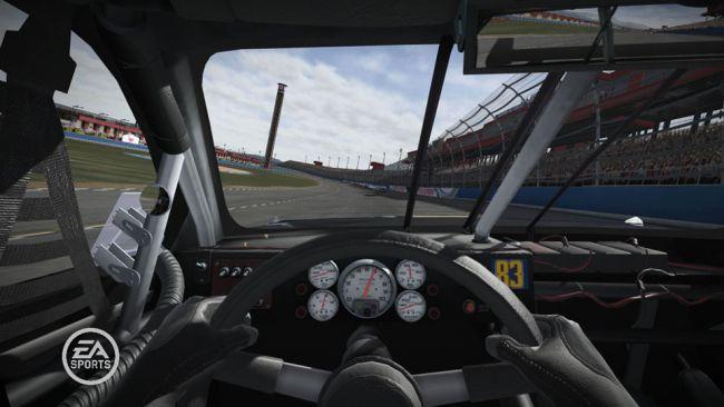 NASCAR 09 - Screenshots - Bild 5
