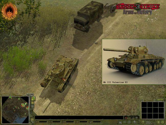 Sudden Strike 3: Arms for Victory Free Addon - Screenshots - Bild 19
