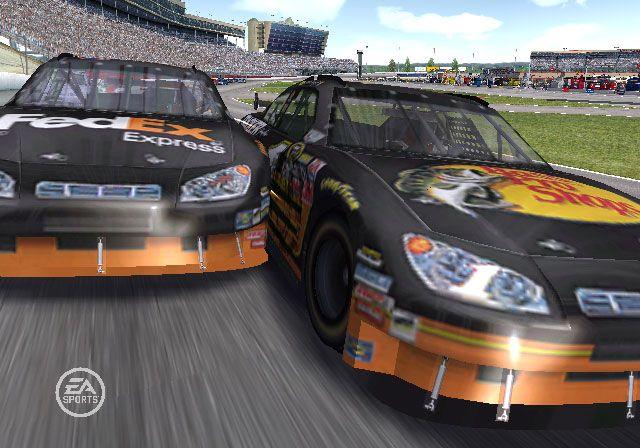 NASCAR 09 - Screenshots - Bild 12