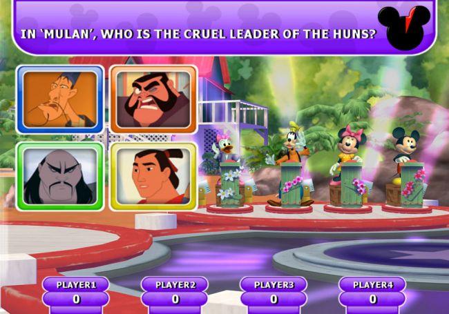 Disney TH!NK Fast - Screenshots - Bild 6