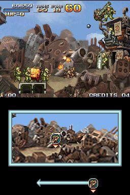 Metal Slug 7 - Screenshots - Bild 5
