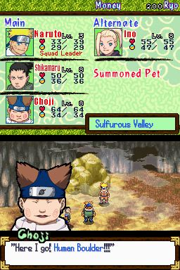 Naruto: Path of the Ninja 2 - Screenshots - Bild 4
