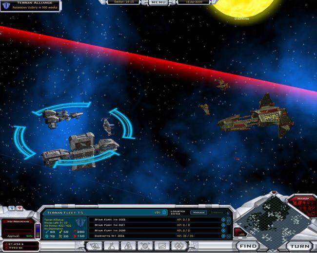 Galactic Civilizations II: Endless Universe - Screenshots - Bild 7