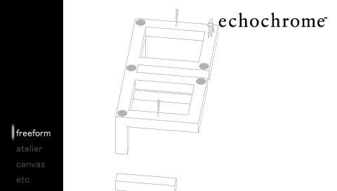 Echochrome - Screenshots - Bild 4