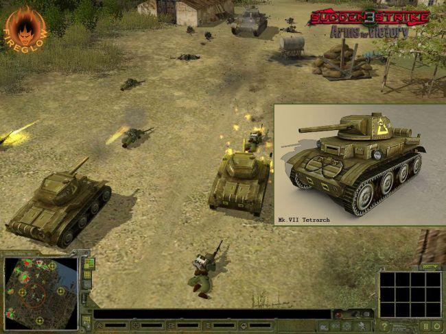 Sudden Strike 3: Arms for Victory Free Addon - Screenshots - Bild 18