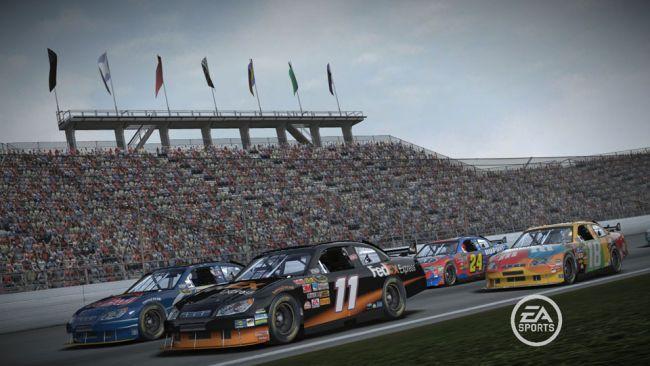 NASCAR 09 - Screenshots - Bild 6