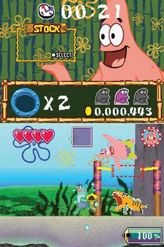 Drawn to Life: Spongebob und der magische Stift - Screenshots - Bild 2