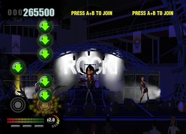 Rock Revolution - Screenshots - Bild 23