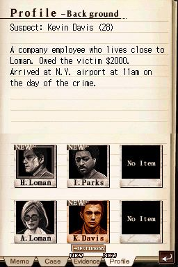 Unsolved Crimes - Screenshots - Bild 16