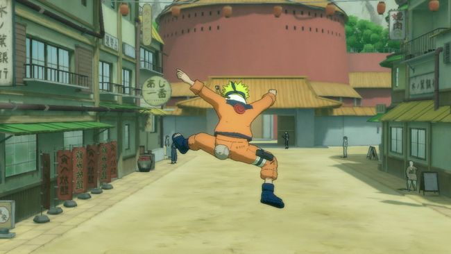 Naruto: Ultimate Ninja Storm - Screenshots - Bild 8