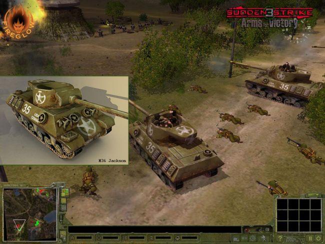 Sudden Strike 3: Arms for Victory Free Addon - Screenshots - Bild 14