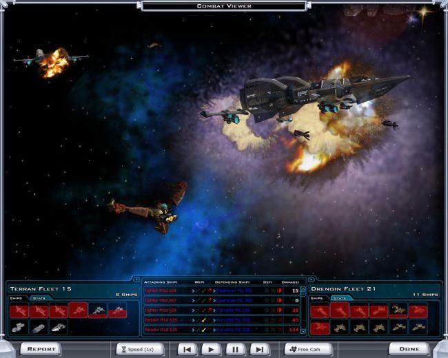 Galactic Civilizations II: Endless Universe - Screenshots - Bild 9