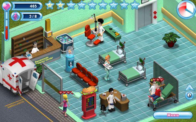 Sarah's Emergency Room - Screenshots - Bild 4