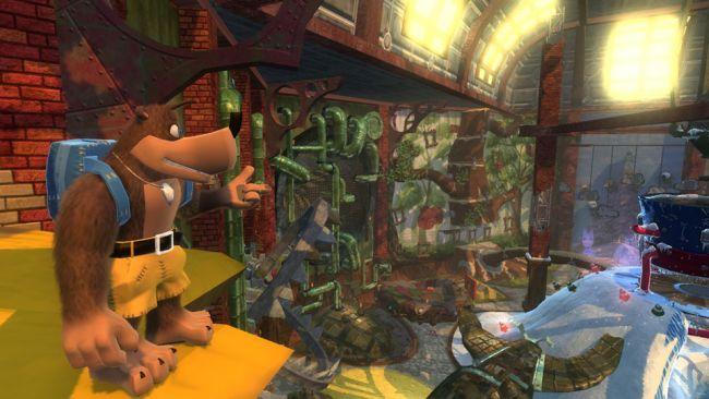 Banjo-Kazooie: Nuts & Bolts - Screenshots - Bild 3