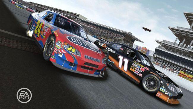 NASCAR 09 - Screenshots - Bild 4