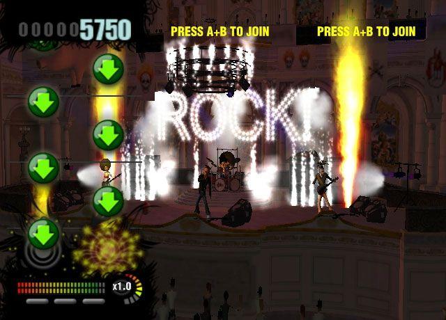 Rock Revolution - Screenshots - Bild 25