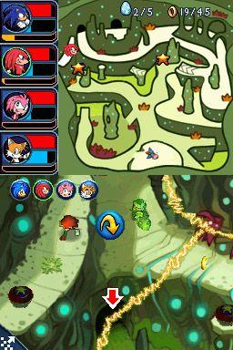 Sonic Chronicles: Die Dunkle Bruderschaft - Screenshots - Bild 11