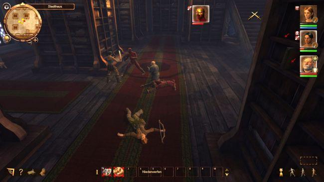 Das Schwarze Auge: Drakensang - Screenshots - Bild 6