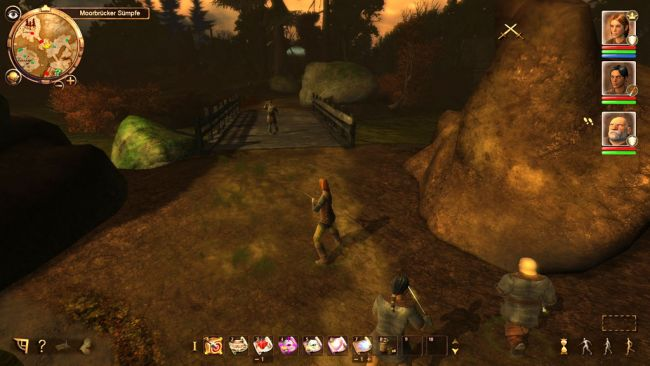Das Schwarze Auge: Drakensang - Screenshots - Bild 8