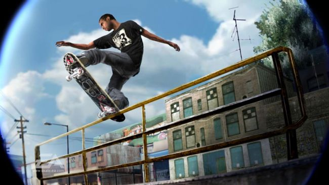 Skate 2 - Screenshots - Bild 2