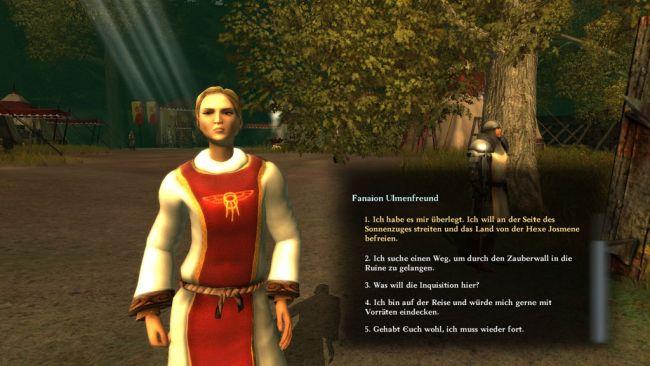 Das Schwarze Auge: Drakensang - Screenshots - Bild 11