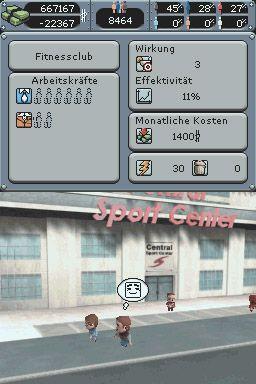 City Life DS - Screenshots - Bild 3