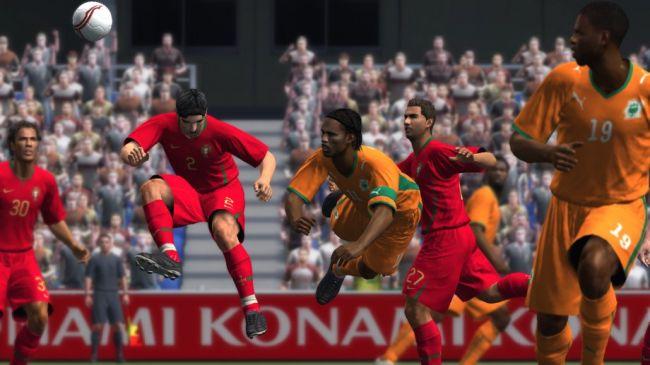 Pro Evolution Soccer 2009 - Screenshots - Bild 10