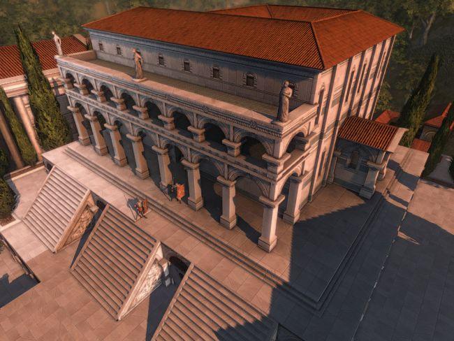 Imperium Romanum 2 - Screenshots - Bild 4