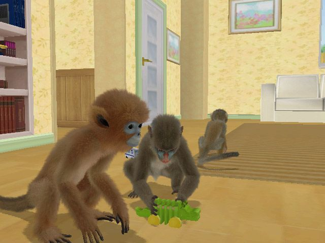 Monkey Madness Wii - Screenshots - Bild 7