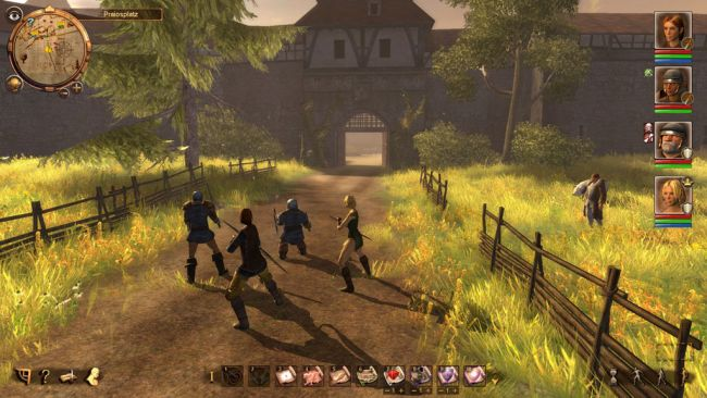 Das Schwarze Auge: Drakensang - Screenshots - Bild 10