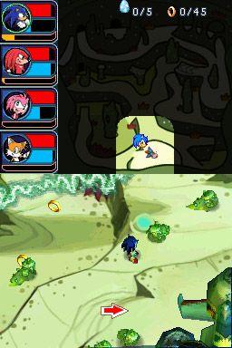 Sonic Chronicles: Die Dunkle Bruderschaft - Screenshots - Bild 2