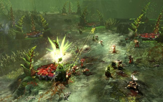 Warhammer 40.000: Dawn of War II - Screenshots - Bild 8