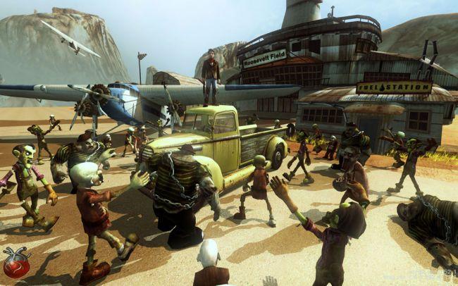 Evil Days: Pound of Ground - Screenshots - Bild 2