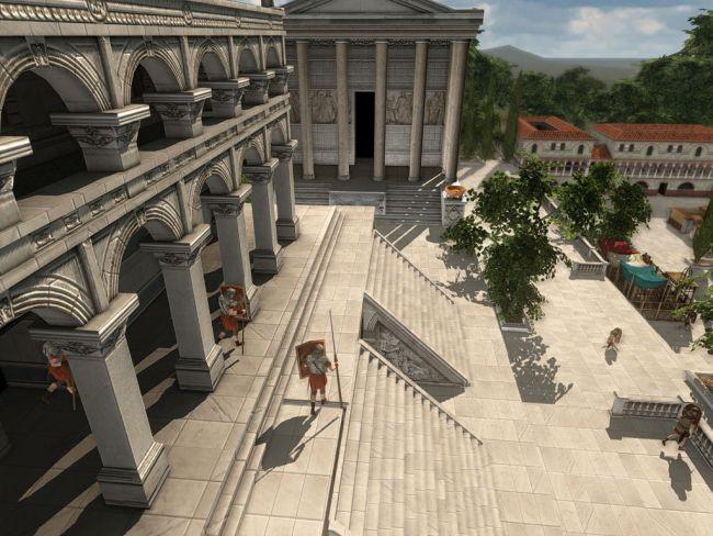 Imperium Romanum 2 - Screenshots - Bild 2