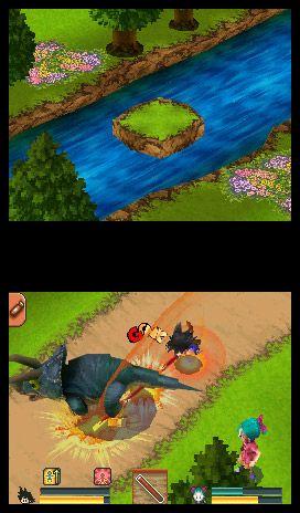 Dragon Ball: Origins - Screenshots - Bild 11