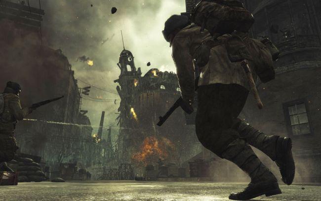 Call of Duty: World at War - Screenshots - Bild 2