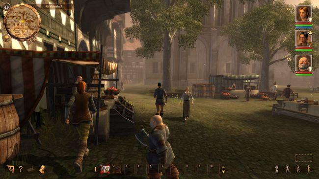 Das Schwarze Auge: Drakensang - Screenshots - Bild 7