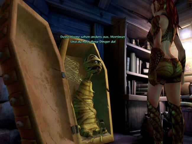 The Book of Unwritten Tales - Screenshots - Bild 11