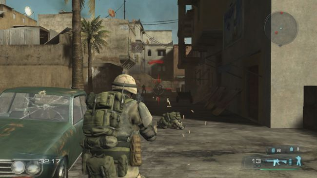 SOCOM: U.S. Navy SEALs Confrontation - Screenshots - Bild 5