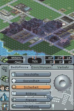 City Life DS - Screenshots - Bild 2