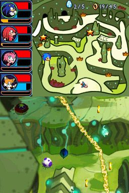 Sonic Chronicles: Die Dunkle Bruderschaft - Screenshots - Bild 12