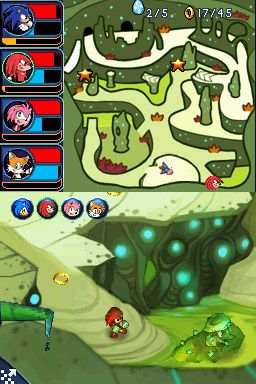 Sonic Chronicles: Die Dunkle Bruderschaft - Screenshots - Bild 7