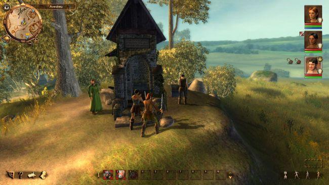 Das Schwarze Auge: Drakensang - Screenshots - Bild 4