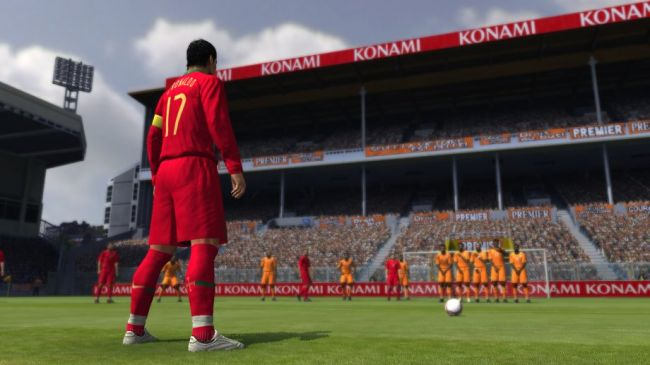 Pro Evolution Soccer 2009 - Screenshots - Bild 9