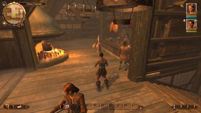 Das Schwarze Auge: Drakensang - Screenshots - Bild 5