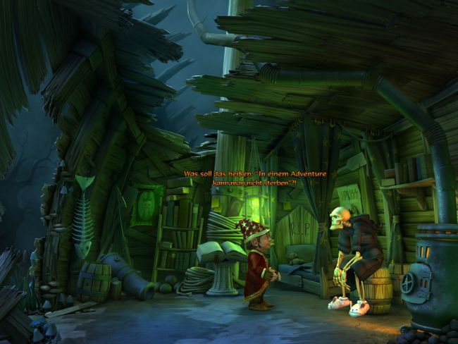 The Book of Unwritten Tales - Screenshots - Bild 12