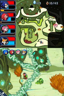Sonic Chronicles: Die Dunkle Bruderschaft - Screenshots - Bild 5