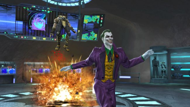 Mortal Kombat vs. DC Universe - Screenshots - Bild 2